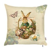 Poszewka na poduszkę Apolena Easter Rabbit, 43x43 cm