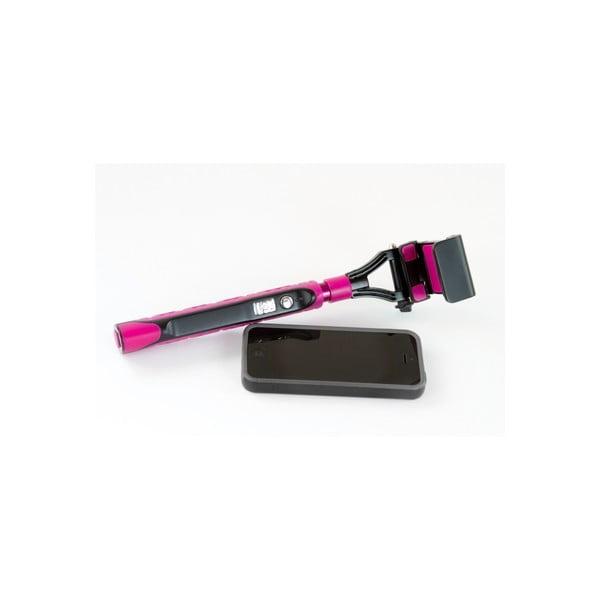 Selfie stick Smart Ireach, różowy