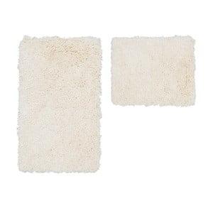 Zestaw 2 dywaników łazienkowych Citylights Ivory