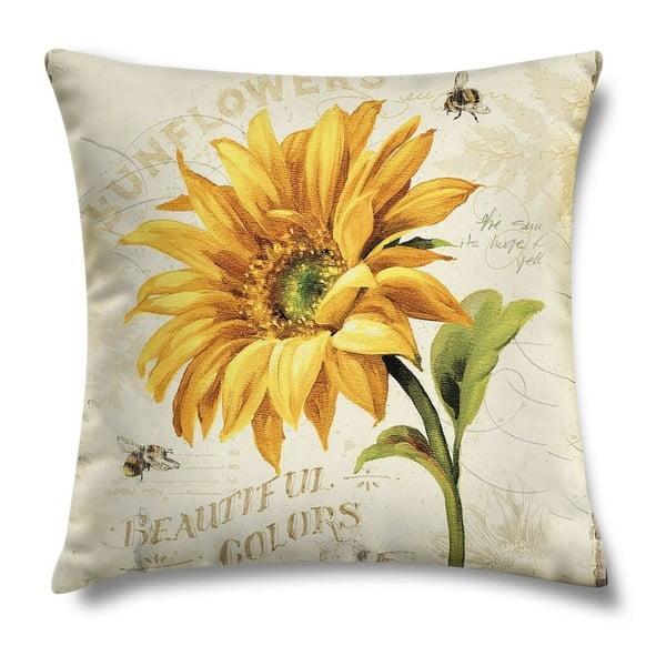 Poduszka Sunflower, 43x43 cm