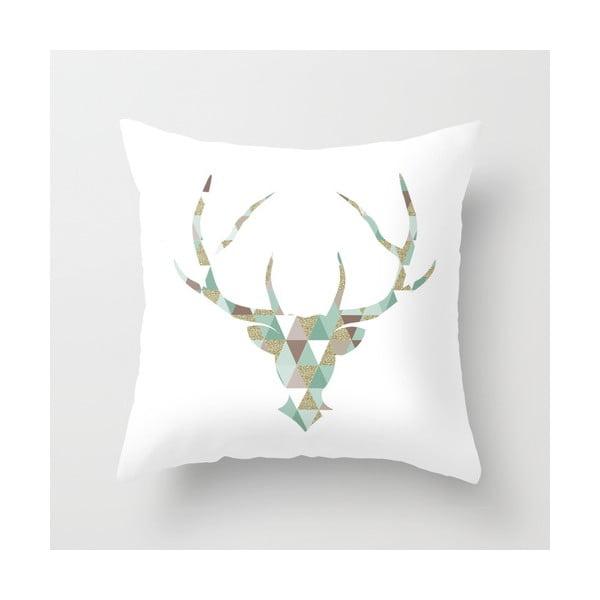 Poszewka na poduszkę Triangl Deer, 45x45 cm