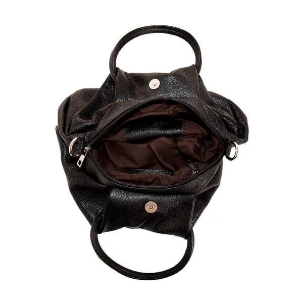 Czarna torebka skórzana Andrea Cardone Dolcezza
