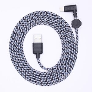 Kabel do ładowania dla iPhone 5 i iPhone 6 Concrete, 1,8 m