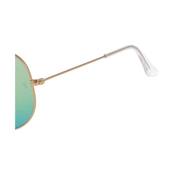 Okulary przeciwsłoneczne Ray-Ban Gold Aqua