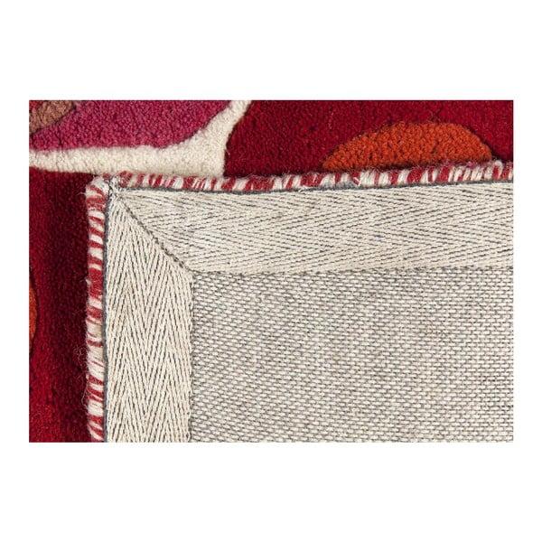 Wełniany dywan Avocadis, 60x120 cm