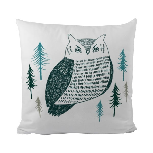 Poduszka   Owl Coolie, 50x50 cm
