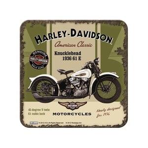 Zestaw 5 podstawek Harley Davidson