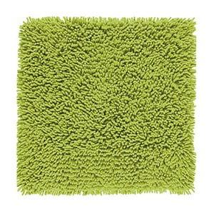 Dywanik łazienkowy Nevada 60x60 cm, zielony