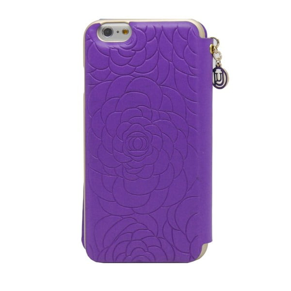 Etui na iPhone6 Camelia Shell Purple
