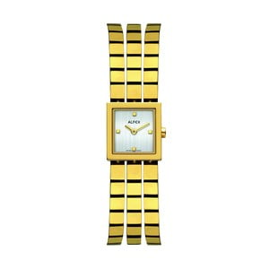 Zegarek damski Alfex 5655 Yelllow Gold/Yellow Gold