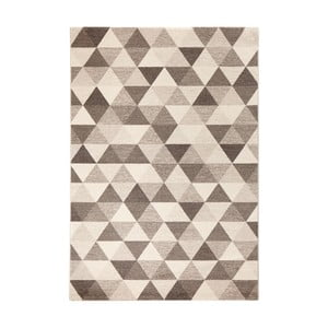 Beżowy dywan Mint Rugs Diamond Triangle, 80x150 cm