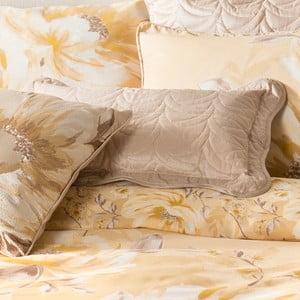 Poszewka na poduszkę Flora Charlston Gold 30x50 cm