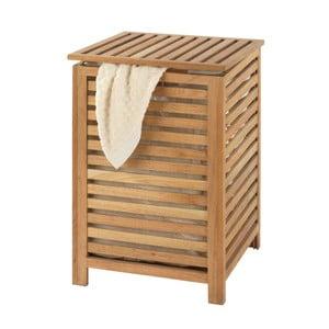 Drewniany kosz na pranie Wenko Laundry Bin Norway