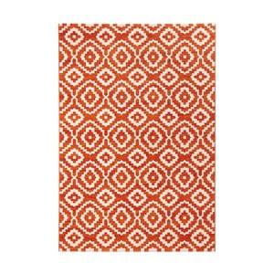 Pomarańczowy dywan Mint Rugs Diamond Ornamental, 80x150cm