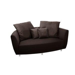 Sofa dwuosobowa Viotti Brown