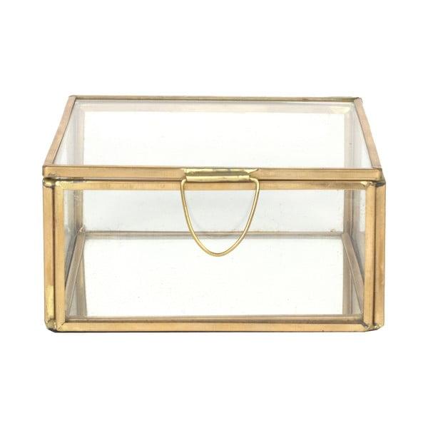 Pudełko Carre, 11x11 cm