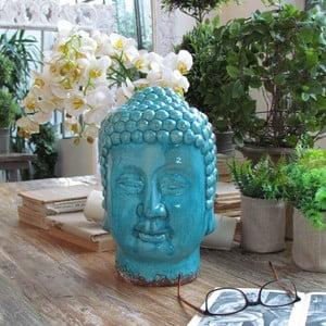 Budhha Turquoise, 19x15 cm