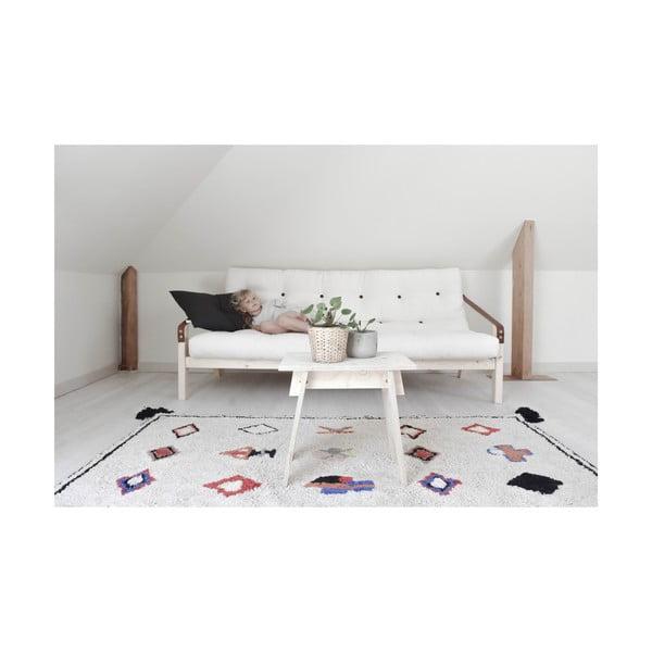 Sofa rozkładana Karup Poetry White/Vision/Gris