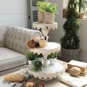 3-poziomowy stojak na kwiaty Tray