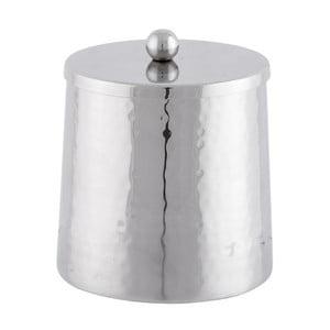 Pojemnik Cylinder Silver, 11 cm