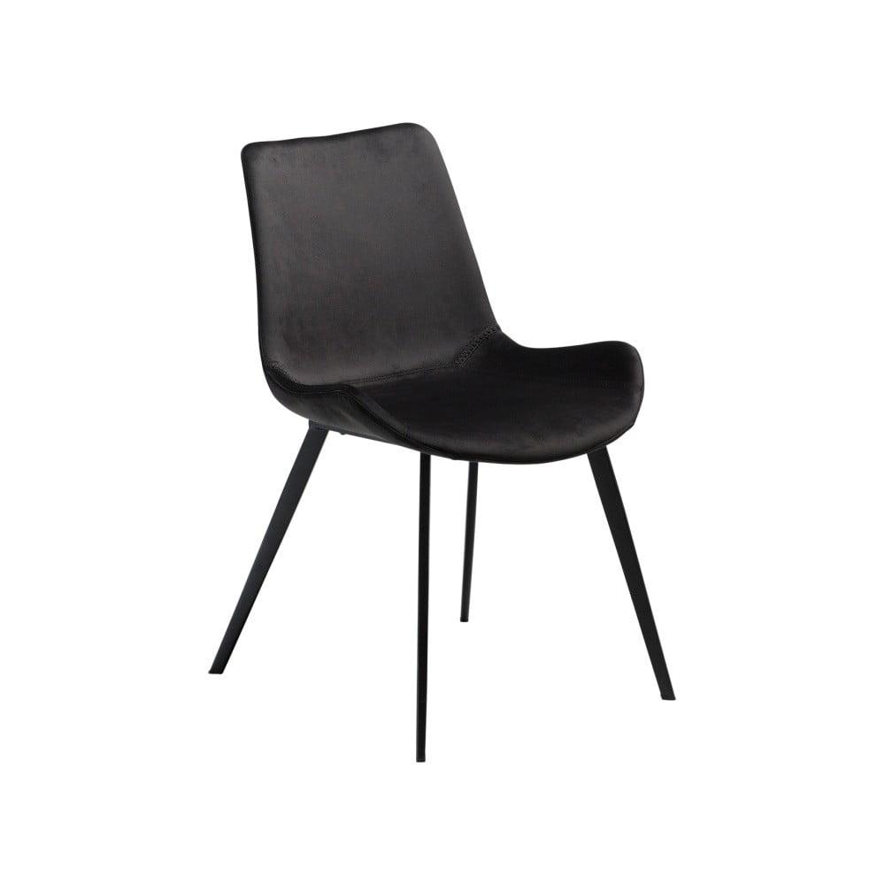Czarne krzesło DAN-FORM Denmark Hype