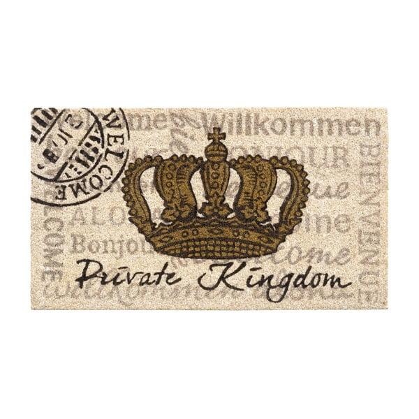 Wycieraczka Hamat Private Kingdom, 40x70 cm