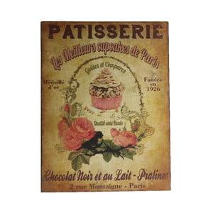 Dekoracja ścienna Antic Line Patisserie Plaque