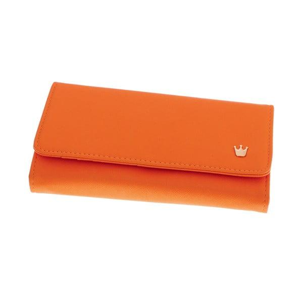 Portfel Queen, pomarańczowy