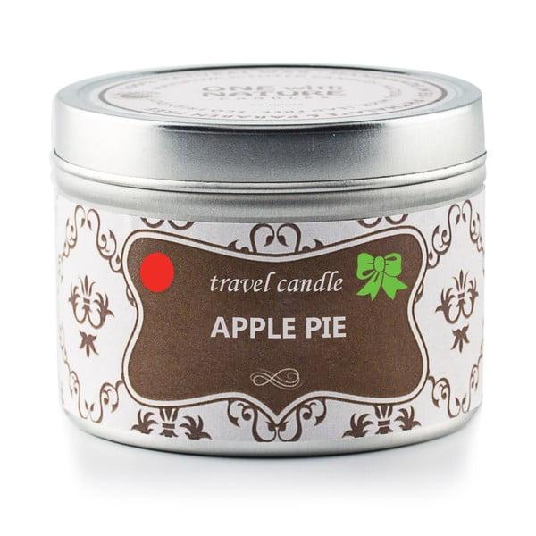 Świeczka zapachowa w puszce Apple Pie