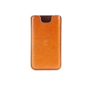 Danny P. skórzany pokrowiec na iPhone 5S Cognac