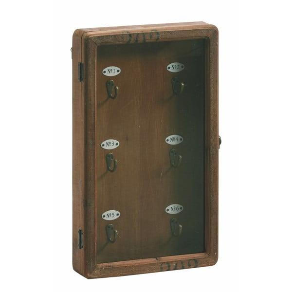 Szafka na klucze Antique Look, 50x30 cm