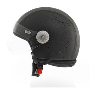 Kask Leather Laser Black, S
