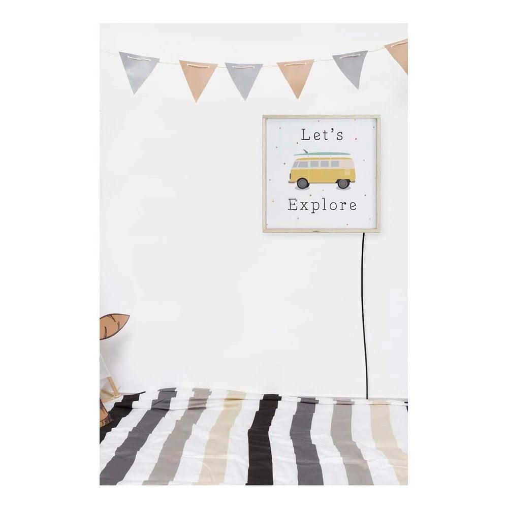 pod wietlony obrazek little nice things bonami. Black Bedroom Furniture Sets. Home Design Ideas