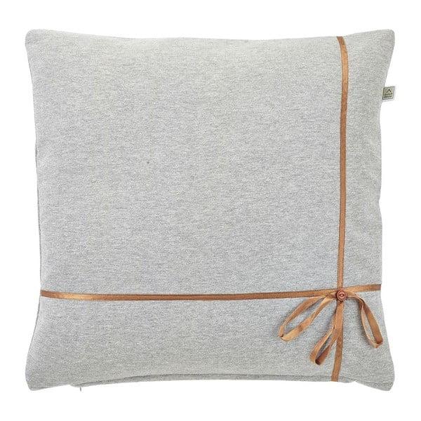 Poduszka Nigrum Grey, 45x45 cm