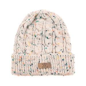Jasnobeżowa czapka dziecięca Art of Polo Korma