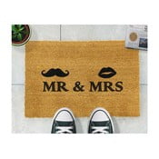 Wycieraczka Artsy Doormats Mr and Mrs, 40x60 cm
