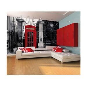Tapeta London Phone, 315x232 cm
