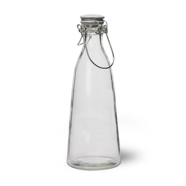 Szklana butelka Wintage Milk
