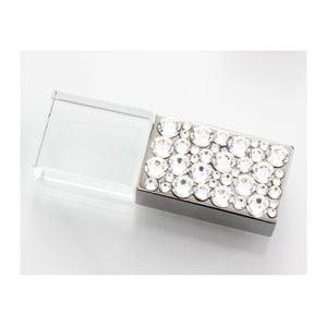Dysk USB Laura Bruni Crystal, 8GB
