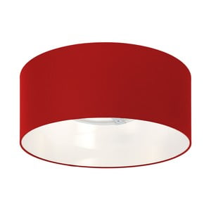 Lampa sufitowa White Inside Red