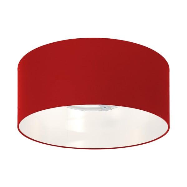 Lampa sufitowa White Inside Red