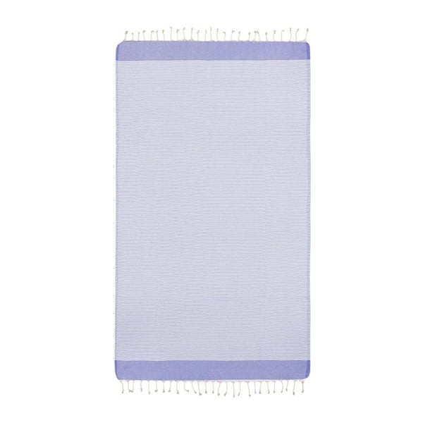 Ręcznik hammam Side Lilac, 100x180 cm
