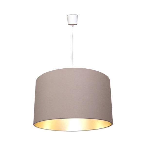 Lampa sufitowa Gold Inside Three Taupe