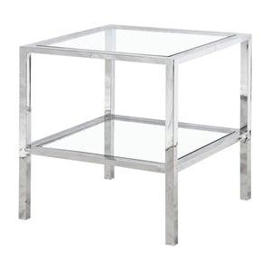 Srebrny stolik Artelore Roland