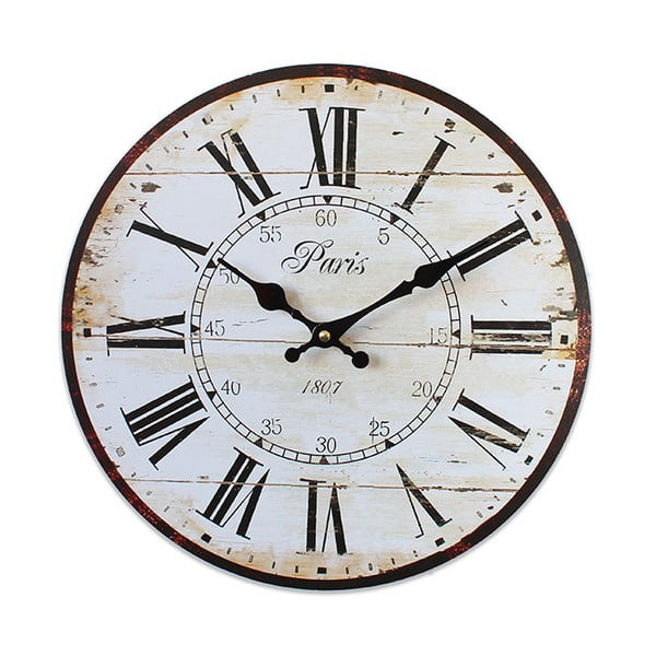 Zegar Paris Time
