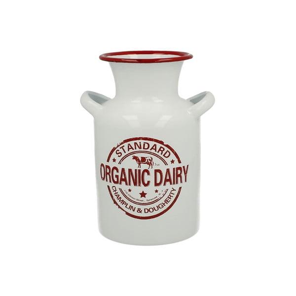 Emaliowany dzban na mleko Organic