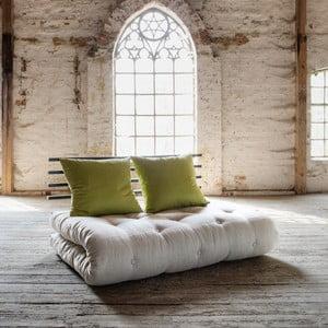 Sofa rozkładana Karup Shin Sano Black/Pistacio