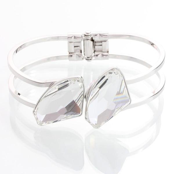 Bransoletka   Yasmine Double Crystal