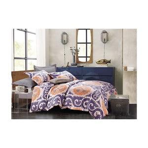 Pościel bawełniana DecoKing Marocco, 135x200 cm