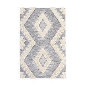 Szary dywan Mint Rugs Handira Indian, 150x77cm